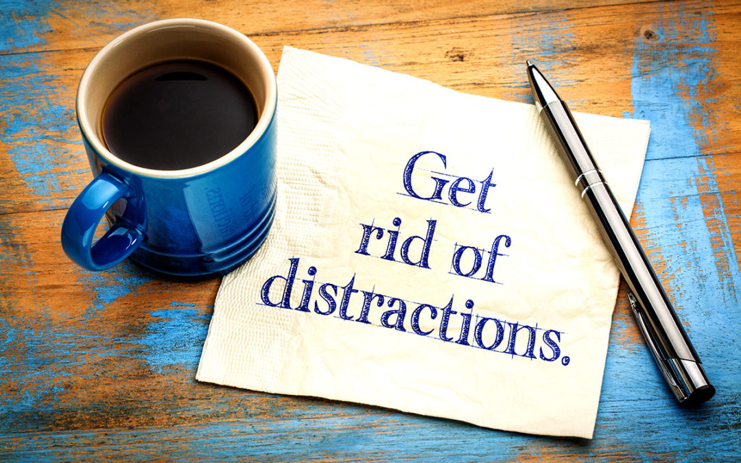 distractions graphic
