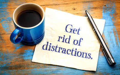 Working Through Distractions