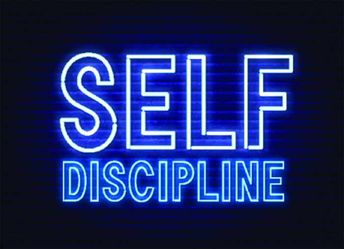 How could self discipline improve your life?